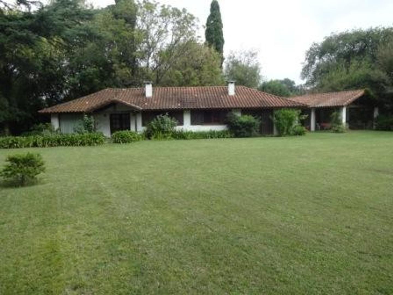 Casa en Venta en Los Ñanduces - 4 ambientes