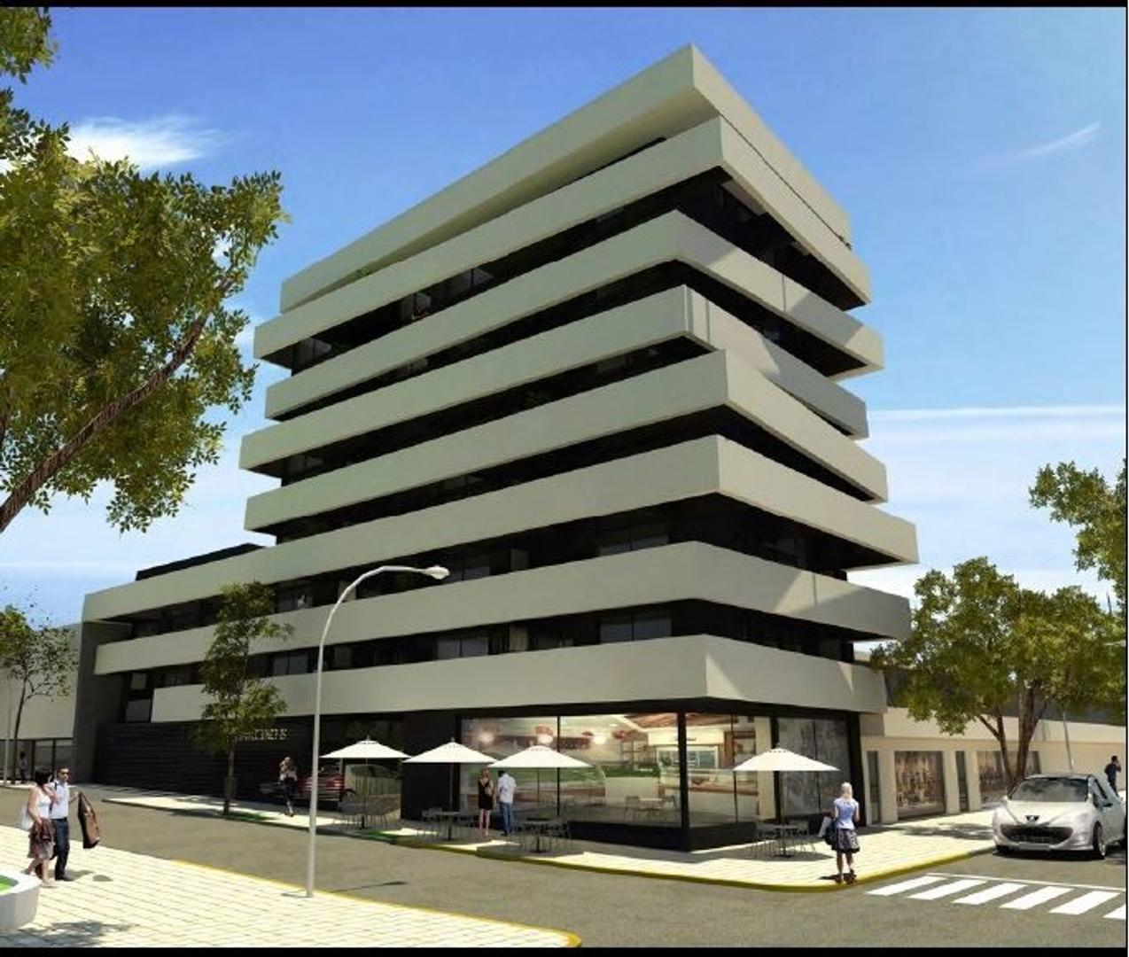 Departamentos 1 Dormitorio – Alto Alberdi – Duarte Quirós 2153