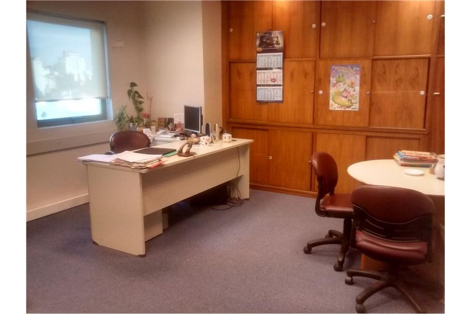 Enorme Piso de oficinas de 285m2, séptimo piso.