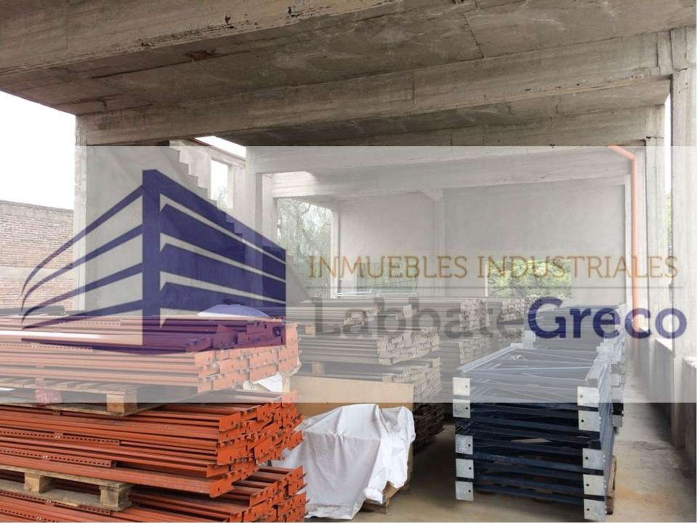 Inmueble Industrial -300m2 - Villa Lynch