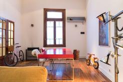 Excelente casa alquiler sin muebles Palermo Soho 4 Amb Terraza parrilla