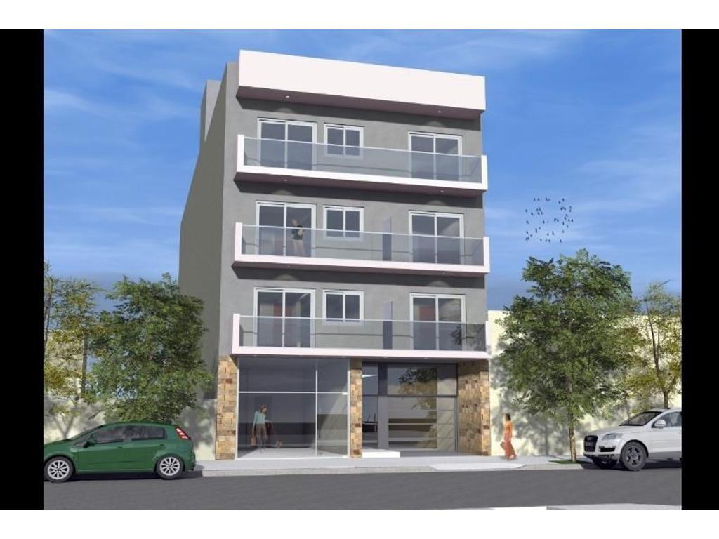Venta en Pozo Dto. 2 Ambientes con Balcon San Justo