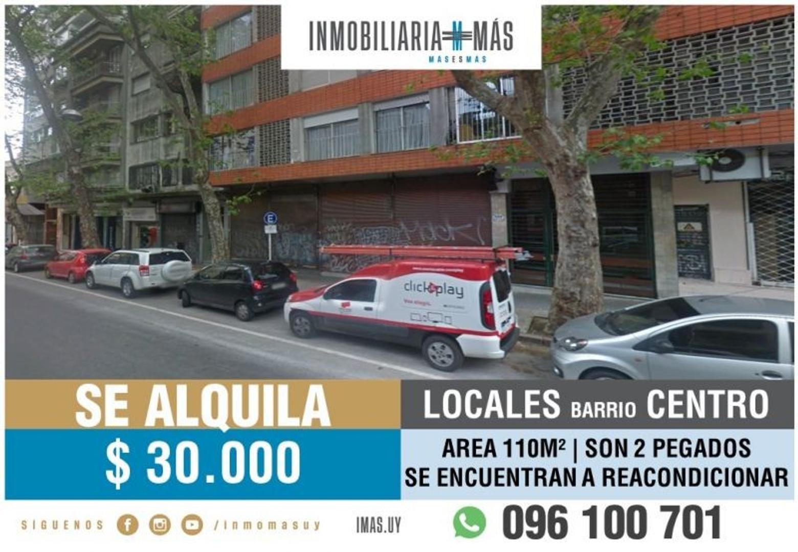 Local en Alquiler en Palermo