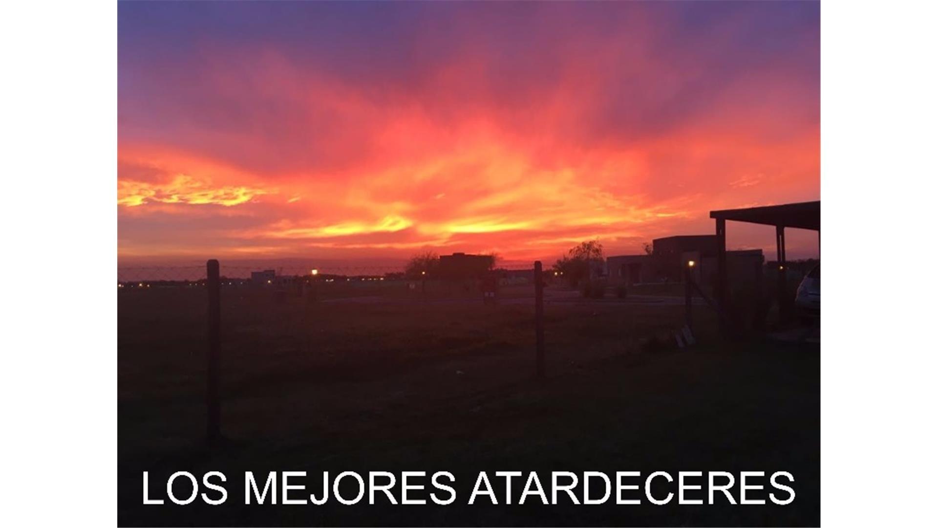 REGALATE LOS MEJORES ATARDECERES!