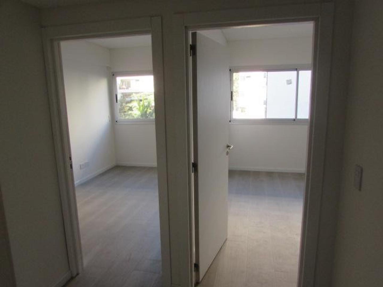 Departamento en Las Cañitas con 2 habitaciones
