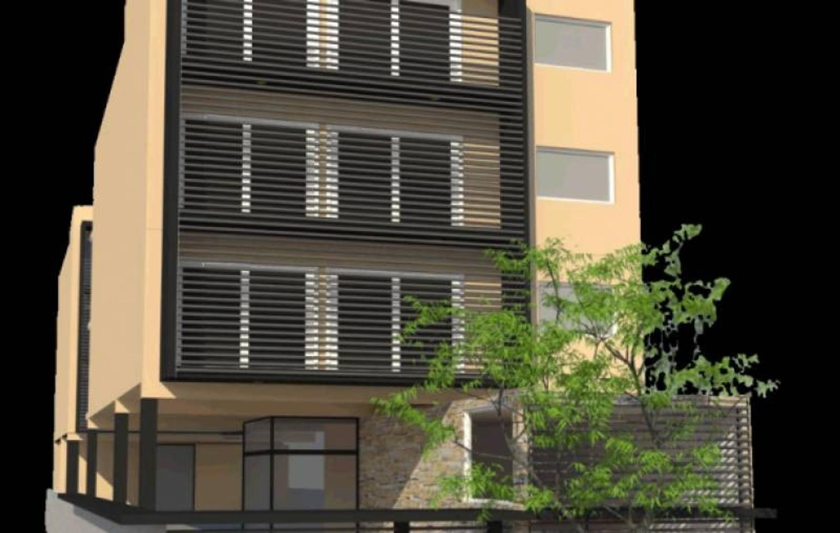 Departamento Monoambiente Villa Ballester - A estrenar Entrega Abril 2018