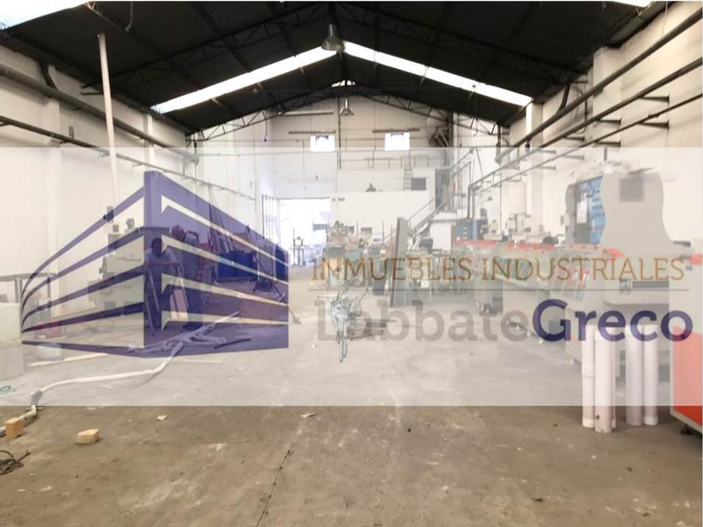 Alquiler Inmueble Industrial - 550m2 - San Andrés