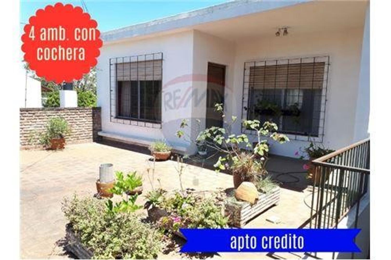 Ph 4 amb. terraza Cochera Quilmes Apto Crédito