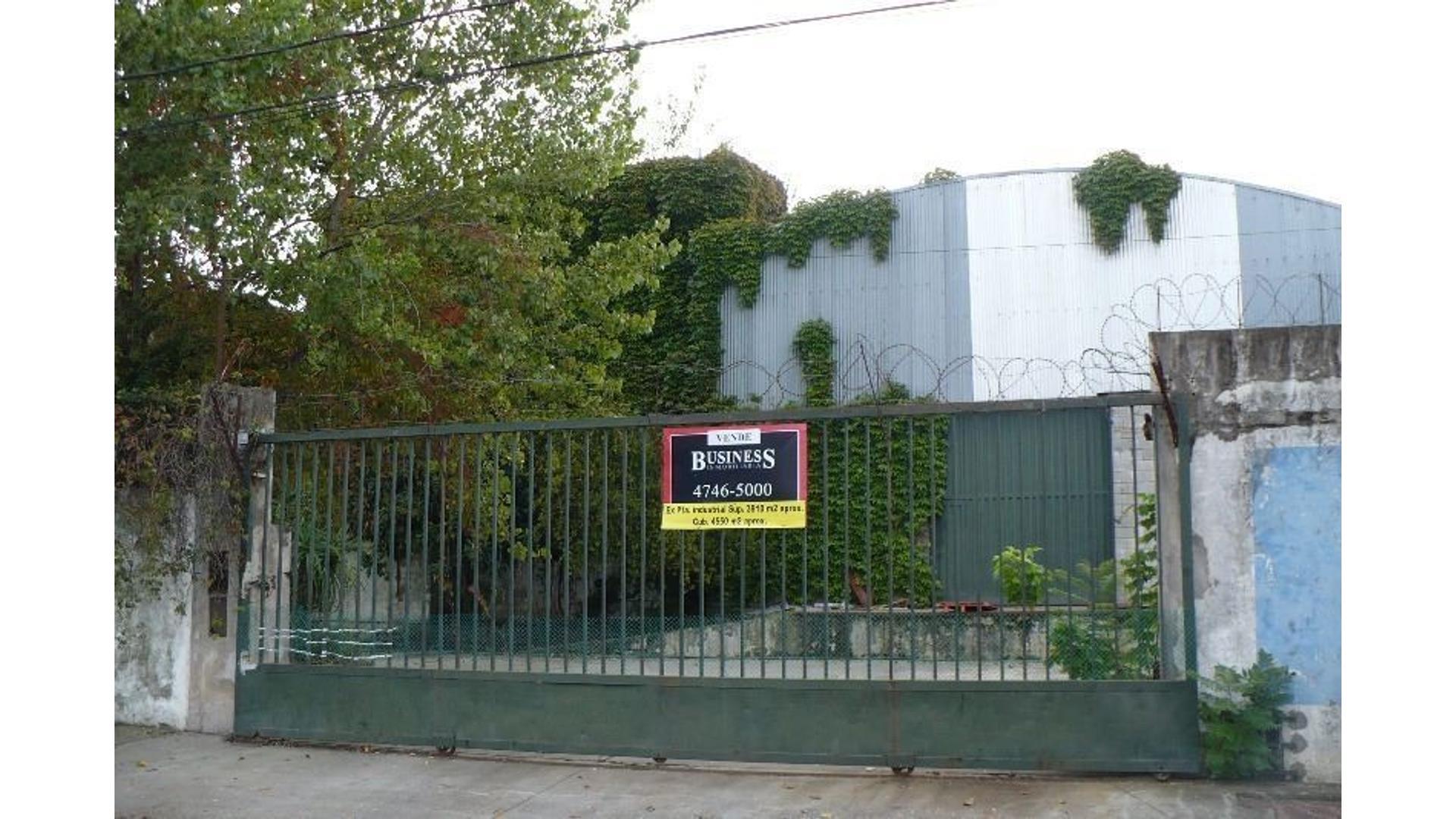 EX PLANTA INDUSTRIAL EN VENTA EN SAN FERNANDO. GALPONES VARIOS Y OFICINAS. OPORTUNIDAD.