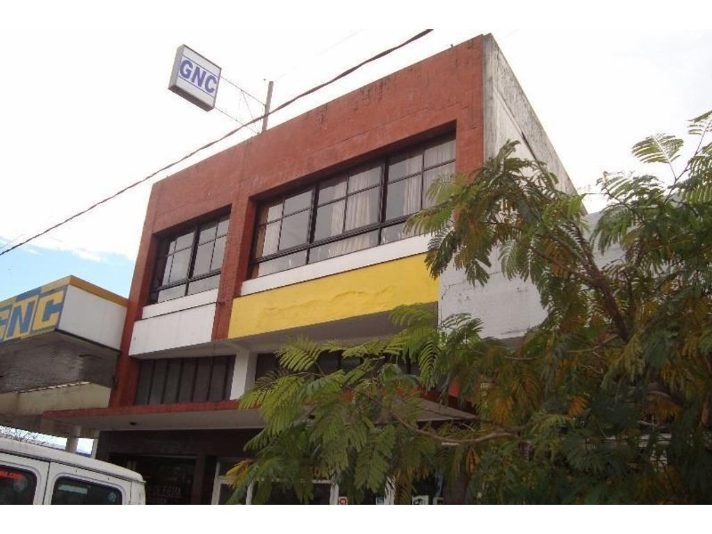 Edificio en 3 plantas
