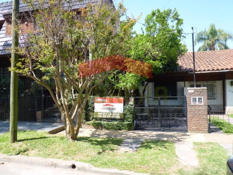 Casa en Venta en Martinez Fleming / Panamericana - 3 ambientes