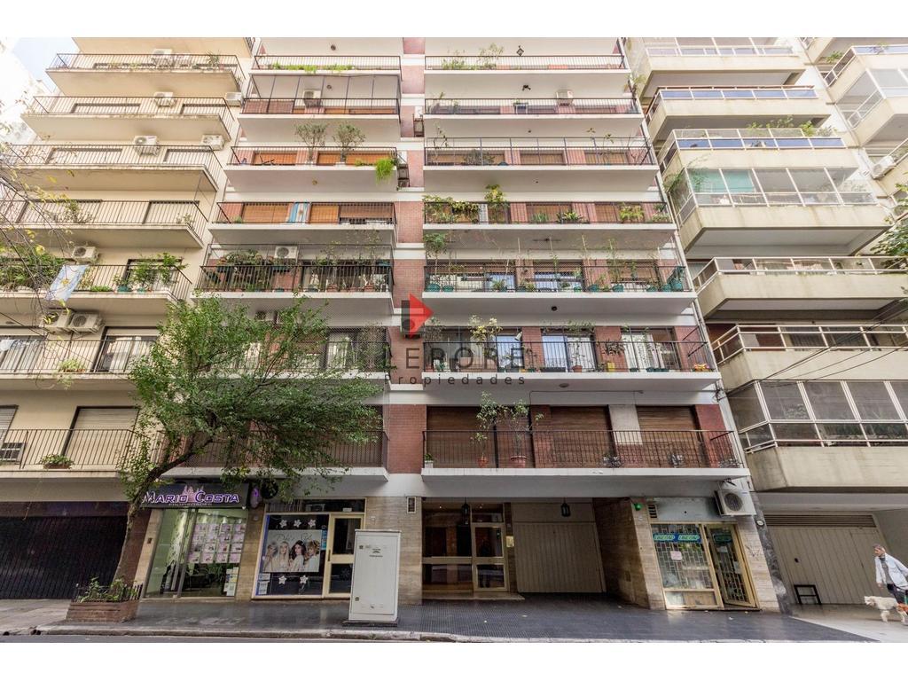 Ayacucho 1436 1º Frente con balcón y patio LEPORE