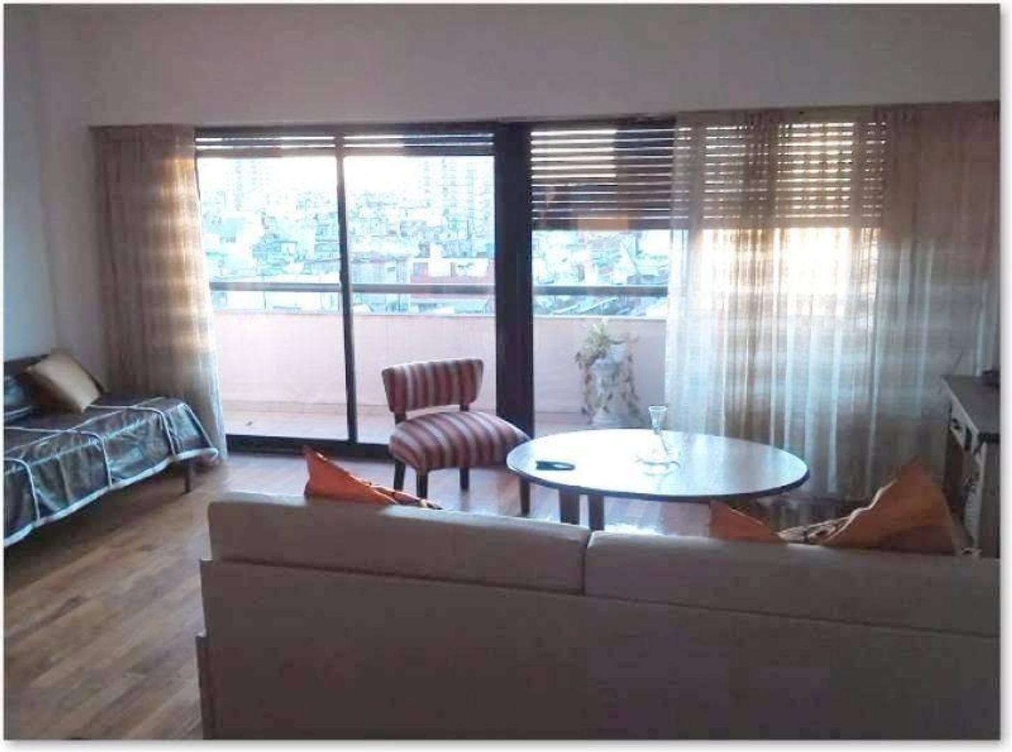 Recoleta 4 ambientes con cochera vista panoramica excelente ubicacion