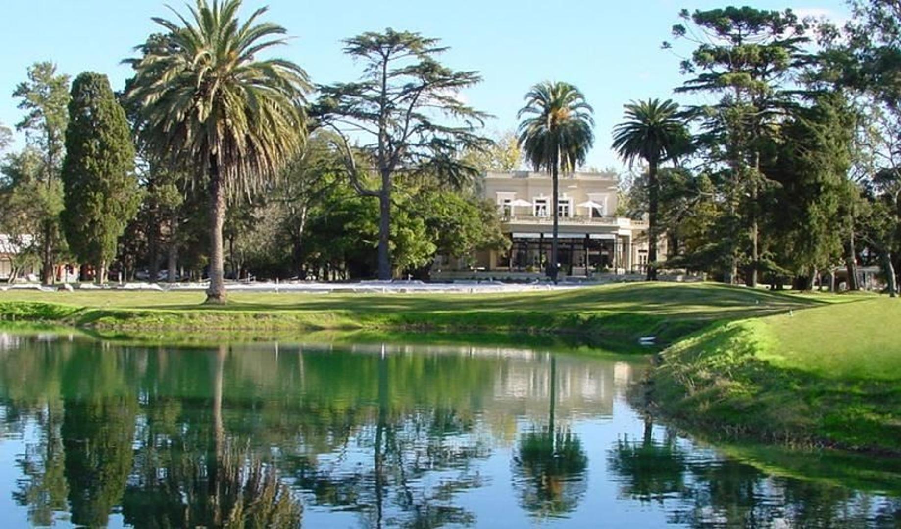 Lote San Eliseo Vista al golf