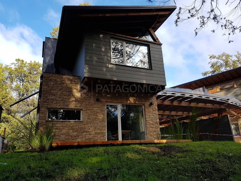"""Comunidad Sustentable: Casa #2 en venta en """"Villa Ecolomas"""" – Villa La Angostura"""