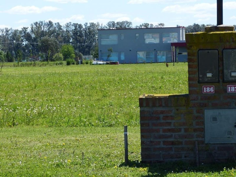 Lote 186 en venta.  2.000 m2. B° San Roque, Comarcas de Luján.