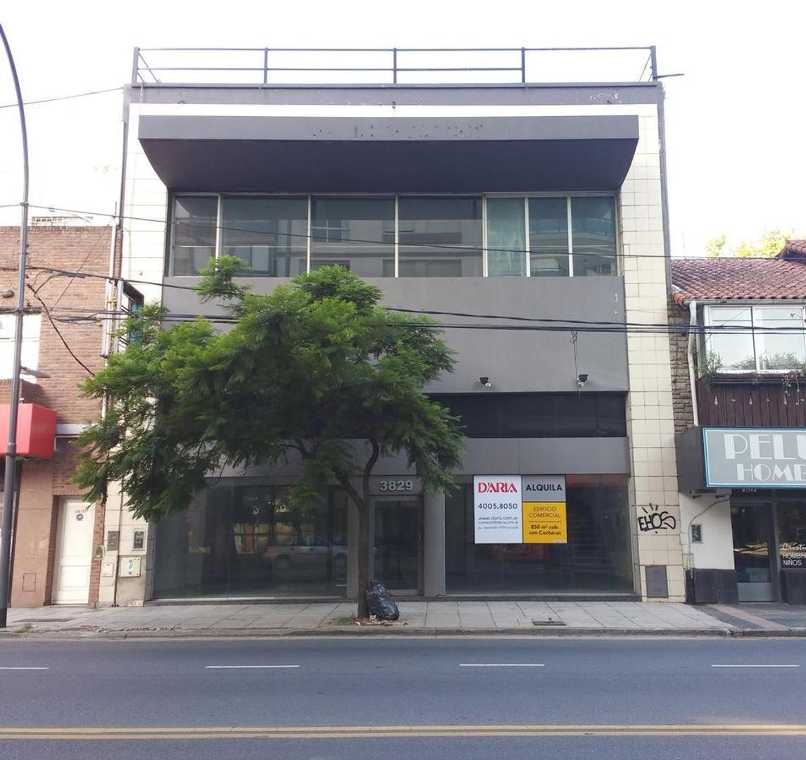 Av. del Libertador 3829, Excelentes oficinas de categoría