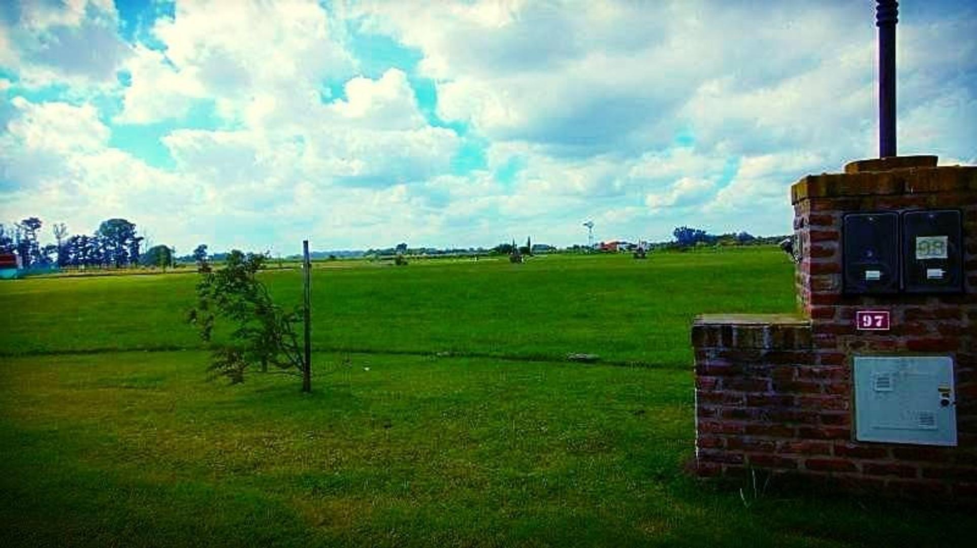 Excelente terreno en venta, Luján, Country Club Comarcas.