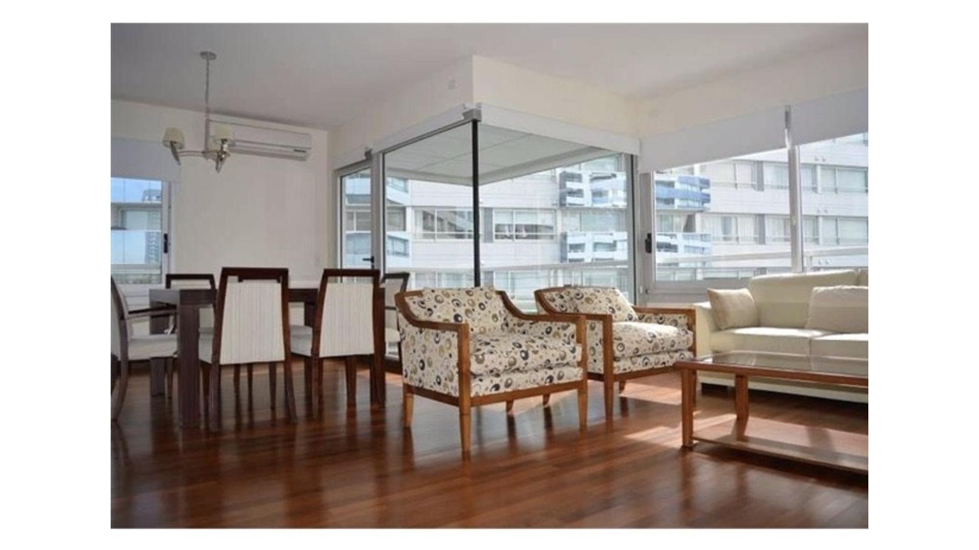 Hermoso departamento de 3 ambientes con cochera en IMPORTANTE EDIFICIO!  Amenities
