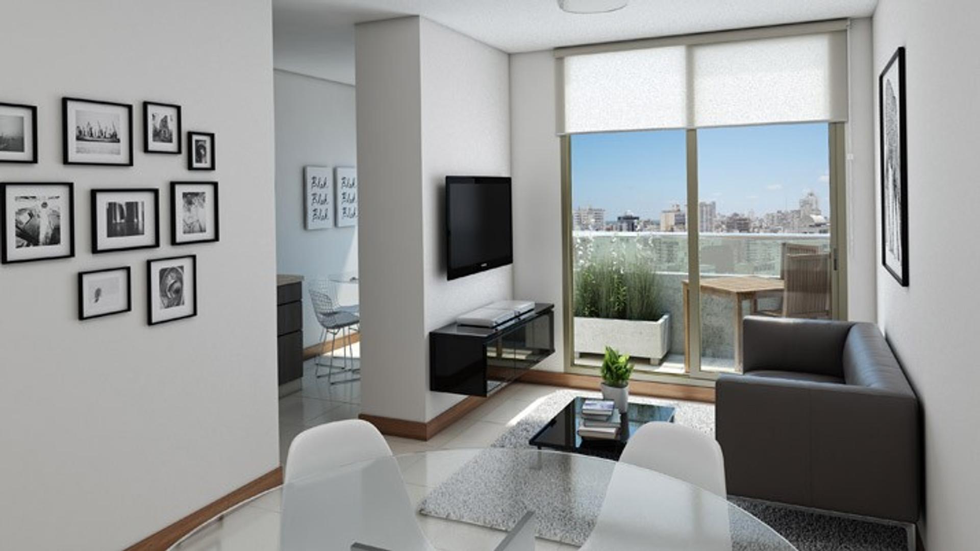 Oferta USD 1800 x m2 - Fundar - Silene II - Uno y dos Dormitorios - En Construcción