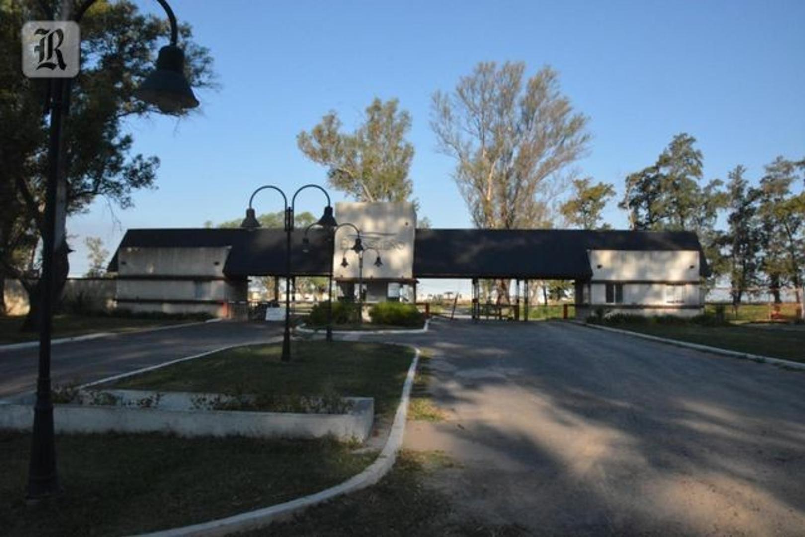Lote en Club de Campo Manuel Belgrano - Ingeniero Maschwitz (Country - Barrio Cerrado)