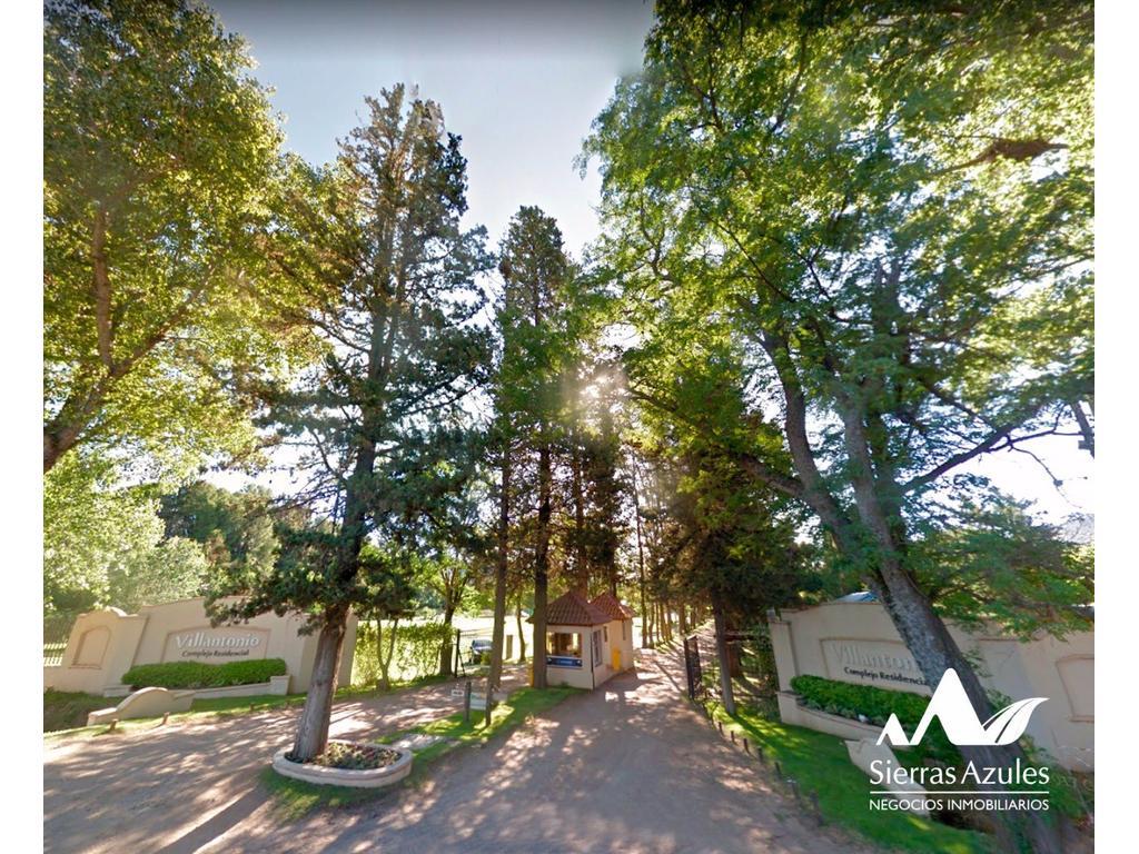 Country Villa Antonio 2ª etapa, lote 600 m2. Las Chacras. San Luis-Argentina