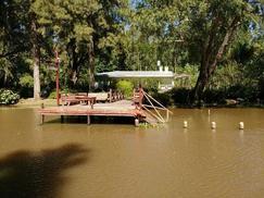 Casa en el Delta de San Fernando, sobre 29 hectáreas de terreno, excelente estado