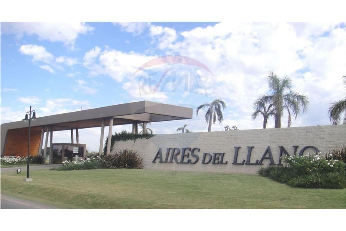 Lote en Aires del Llano - VENTA