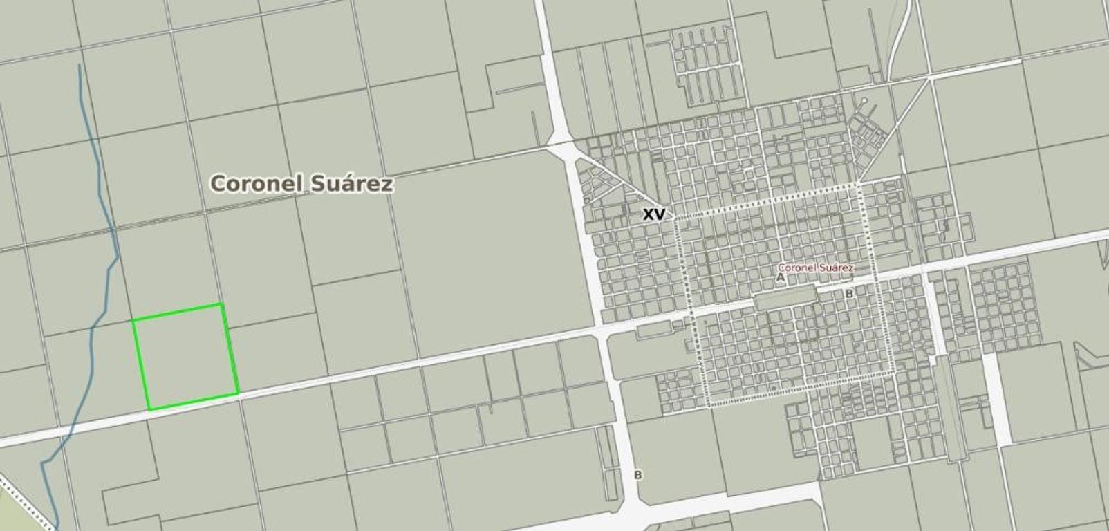 XINTEL(MEP-MEP-2116) Campo - Venta - Argentina, Coronel Suárez