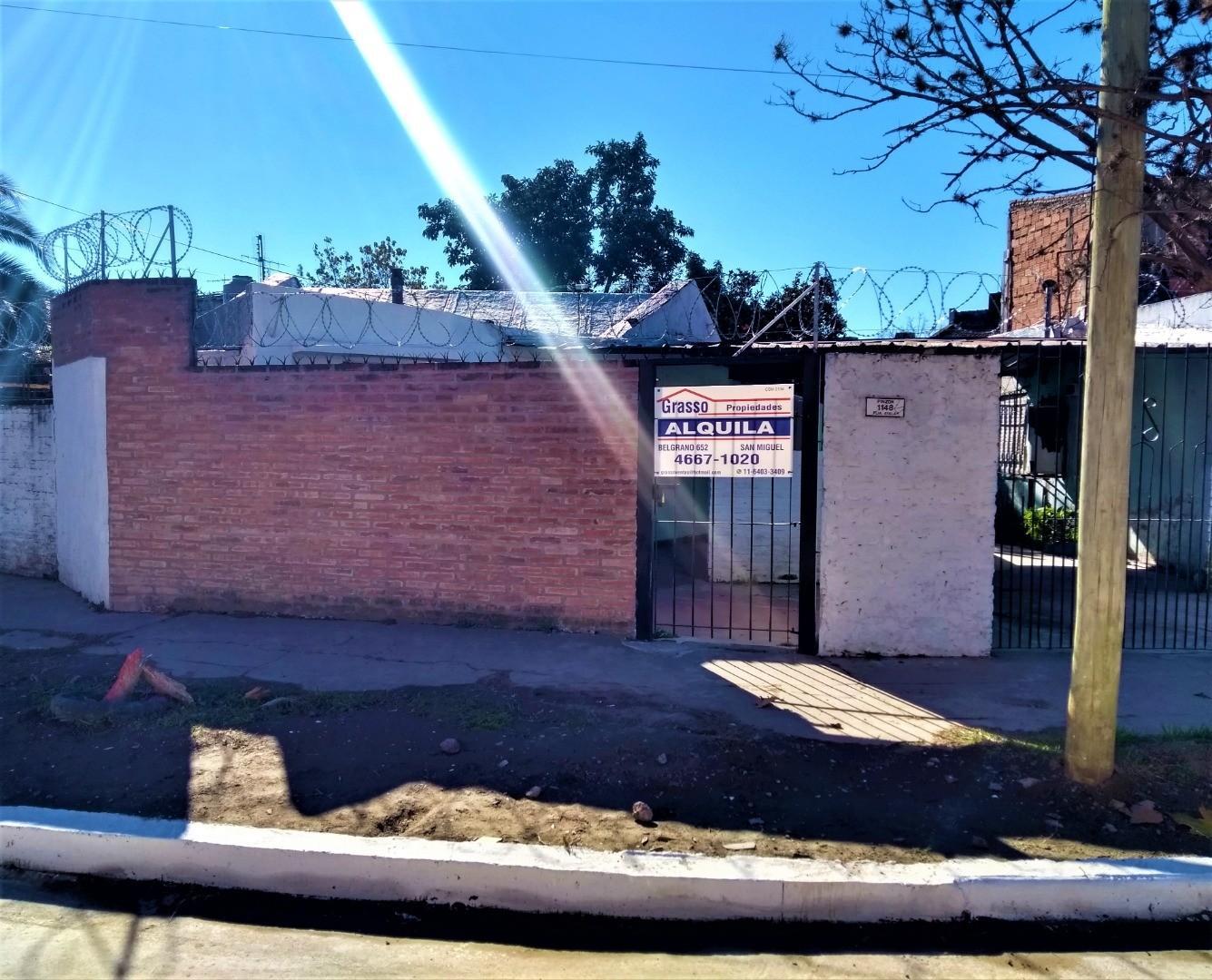 Departamento en Alquiler en San Miguel Oeste