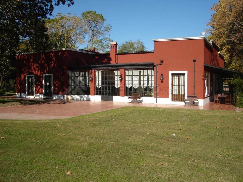 Terreno Haras el Malacate 4200m2 - Ruta 8 km 85 Club House Pileta y Polo