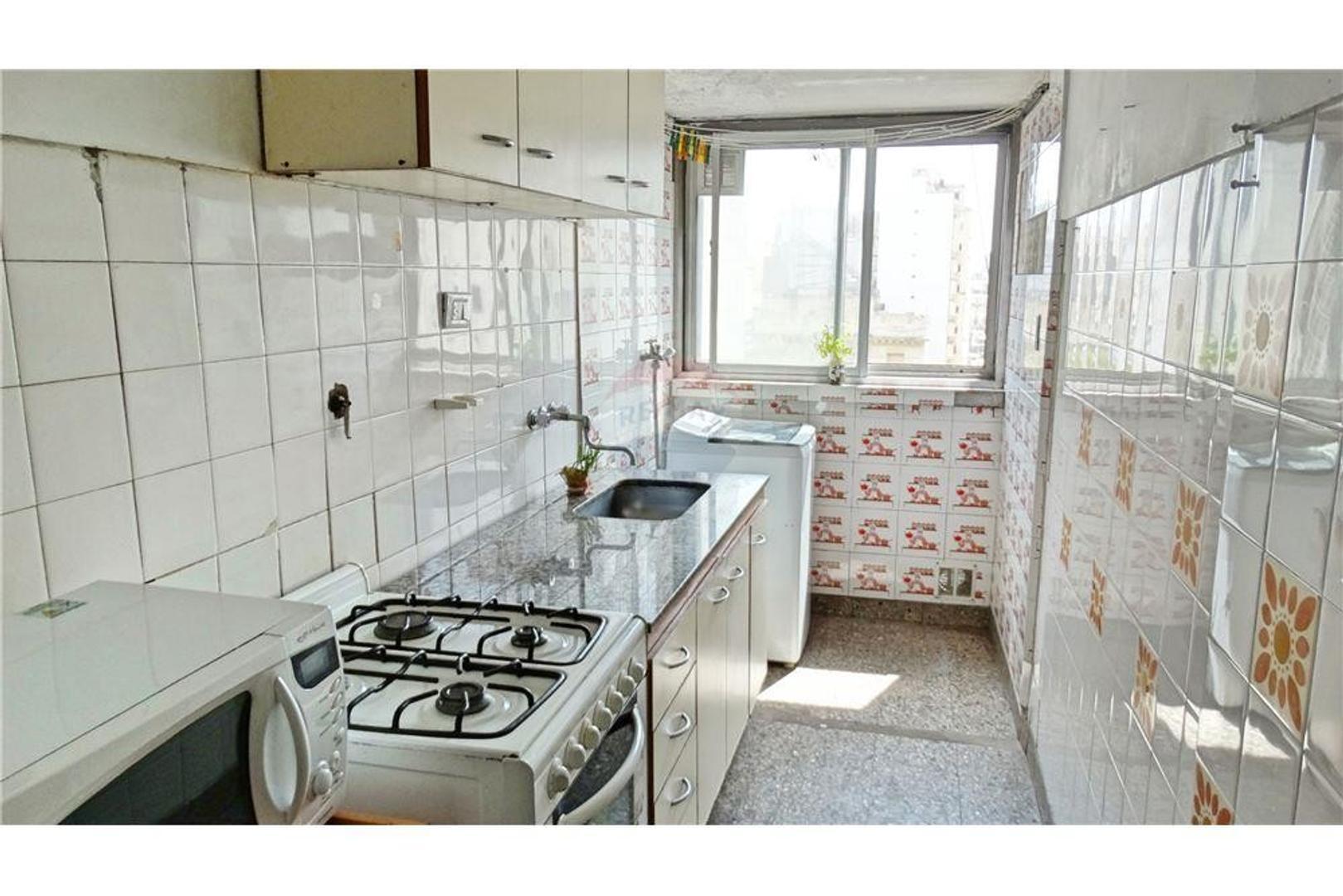 Av Jujuy 400 - 3 ambientes