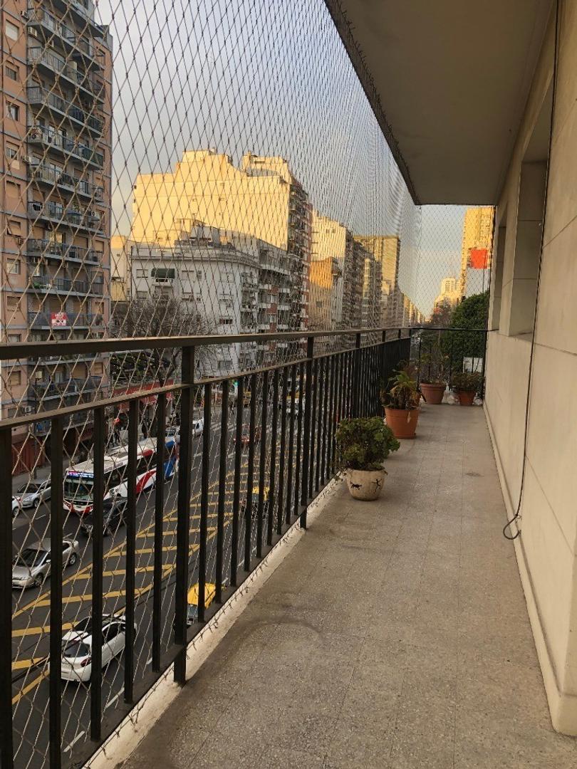 Departamento en Alquiler en Caballito - 4 ambientes