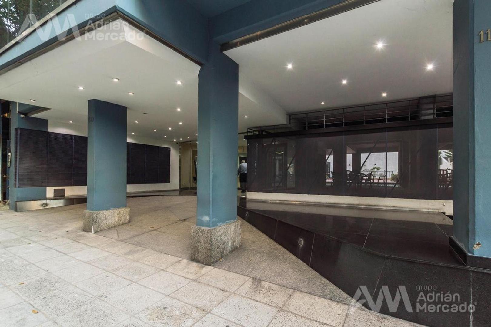 Departamento  3 amb con balcón baño y toilete APTO CRÉDITO