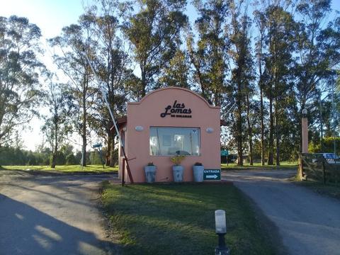 Vendo terreno en barrio cerrado Las Lomas de Miramar