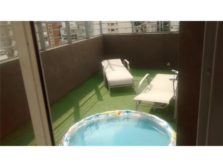 Charcas 3741 - 3 ambientes de 10 años. Con balcón, baño y toilette. Sum c/parrilla