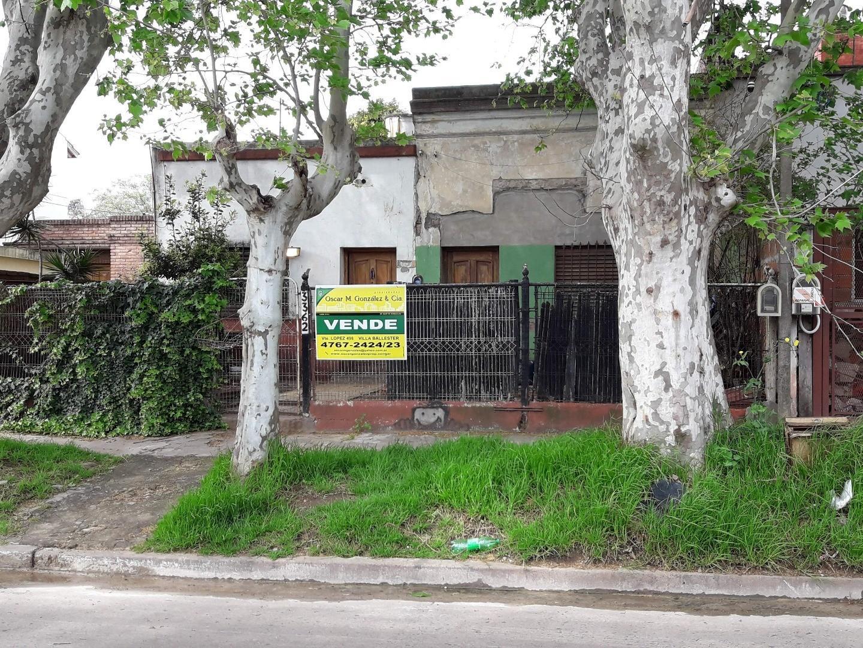 Casa Lote Propio 3 Ambientes A Refaccionar