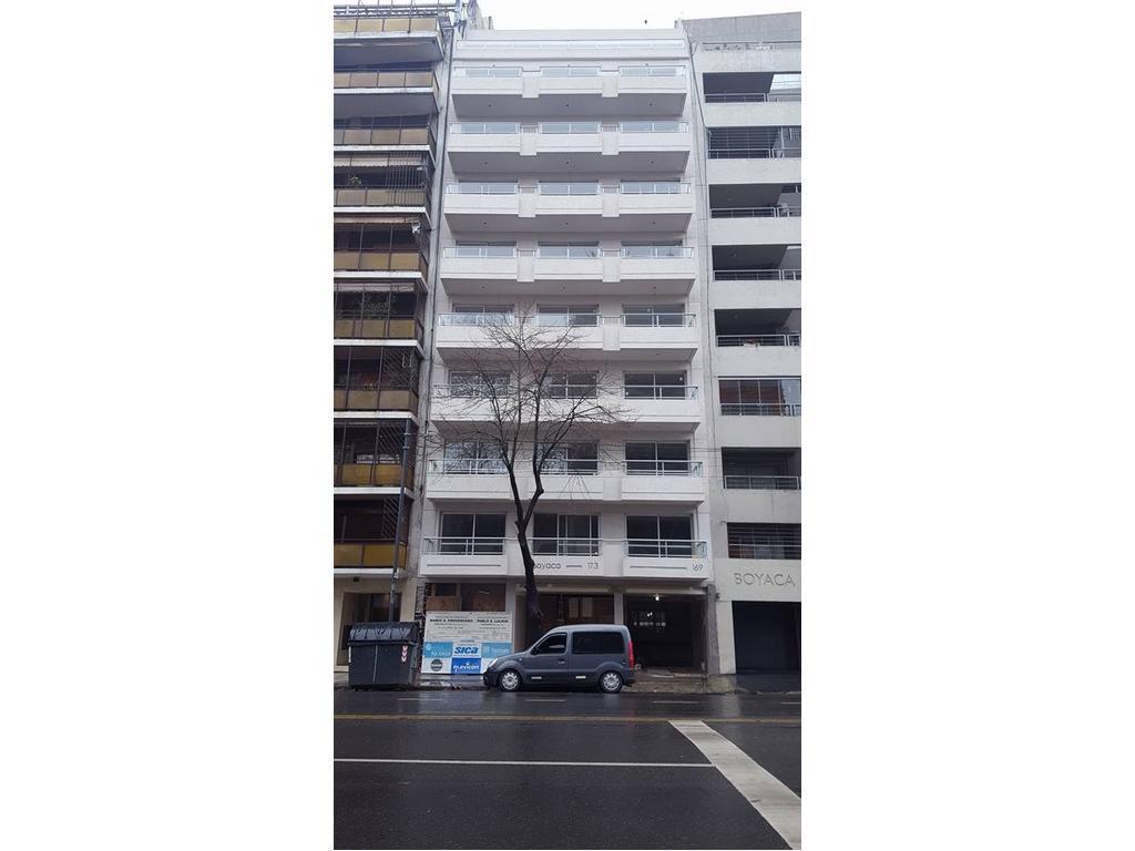 2amb 69 m² Piso 9°fte Balcon Terraza, a Estrenar !Boyaca Al 100,listo Para Habitar