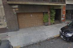 Excelente cochera en edificio departamento - Palermo