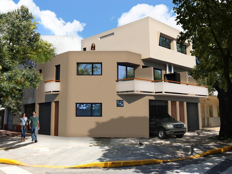Ph en Venta en Villa del Parque - 3 ambientes