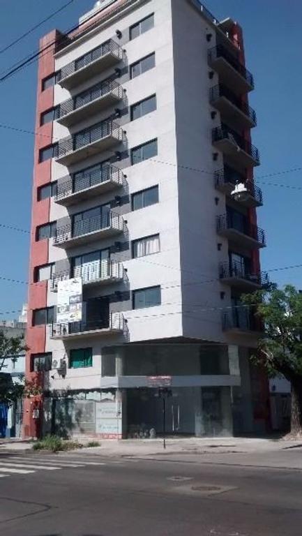 EXCELENTES Y AMPLIOS SEMIPISOS A ESTRENAR TOTALMENTE EXTERNOS AL FRENTE CON BALCON 43 m2