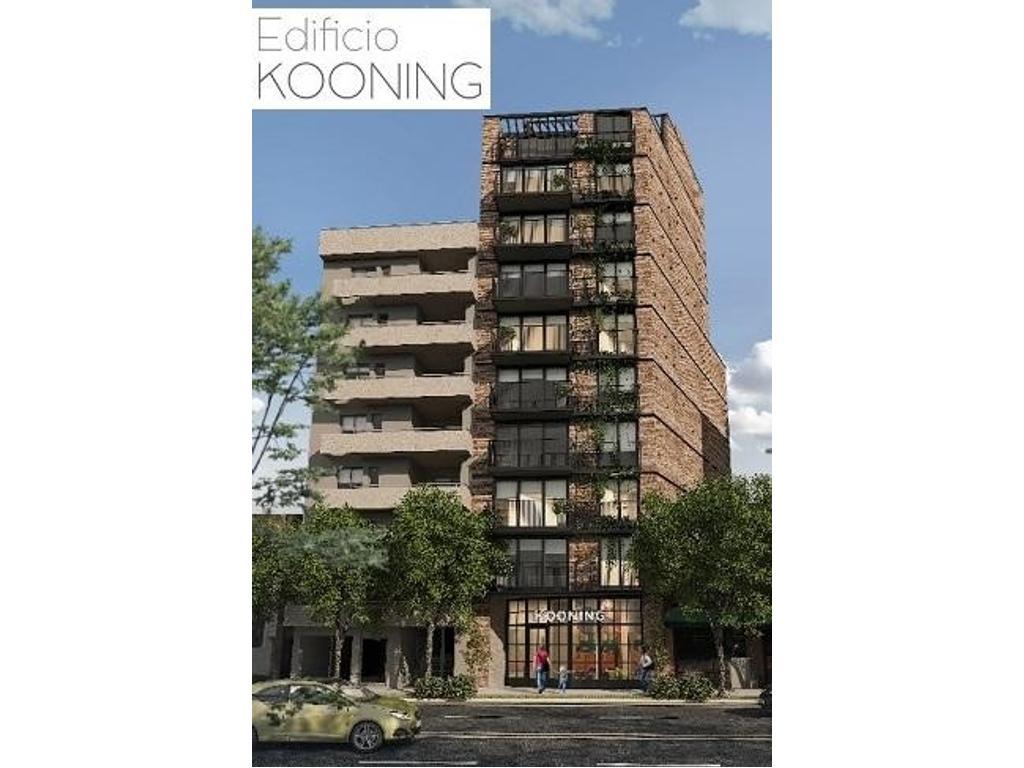 23 semipisos de 2 ambientes EDIFICIO KOONING BARRIO DE BELGRANO CALLE AV. BALBIN