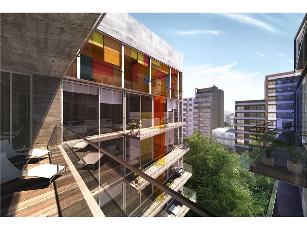 4 ambientes arte y luz  -Vitraux - APTO CREDITO!