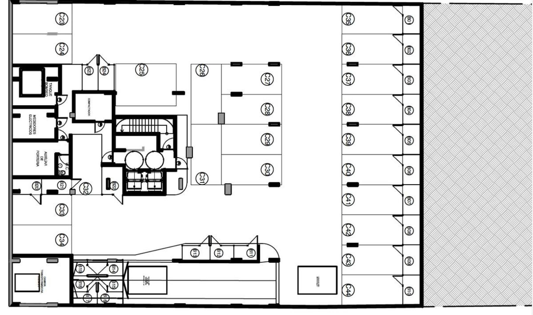 Departamento en Flores con 3 habitaciones