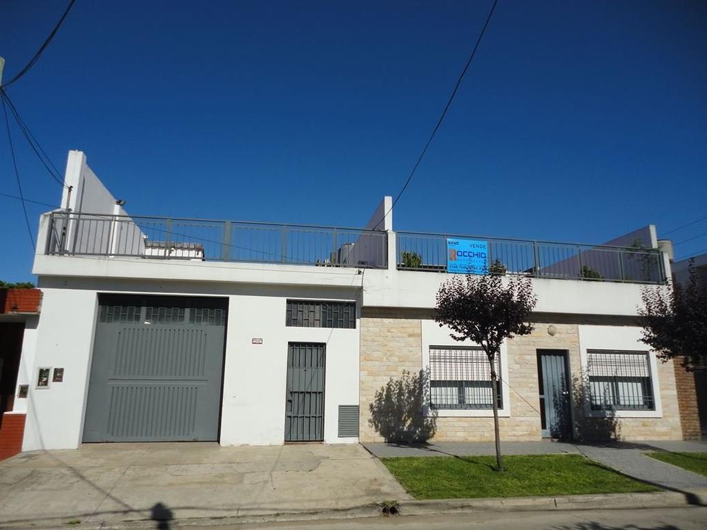 XINTEL(ROC-RC1-1122) Casa - Venta - Argentina, General San Martín - BELGRANO 5680