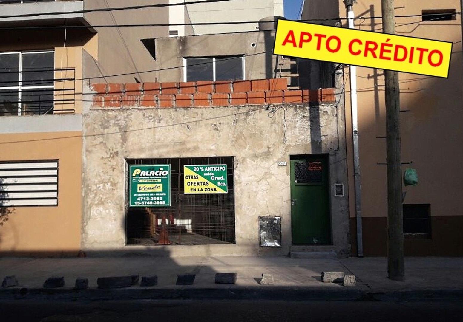 CASA 3 AMBIENTES APTA CRÉDITO SAN MARTIN CTRO