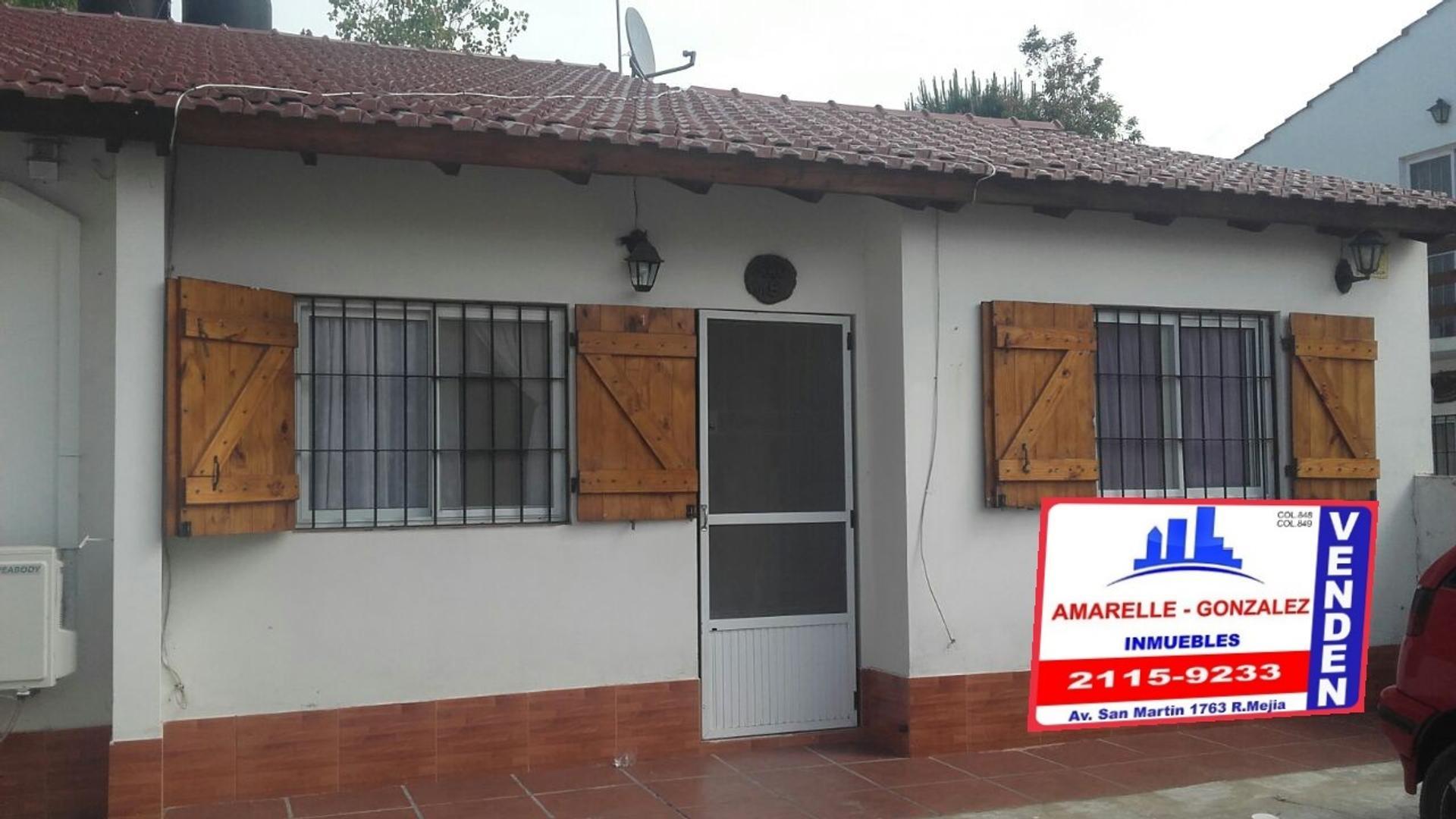 Casa en Venta en Mar Del Tuyu - 4 ambientes