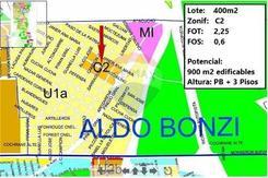 Aldo Bonzi Terreno + casa, apto 900 m2 edificables