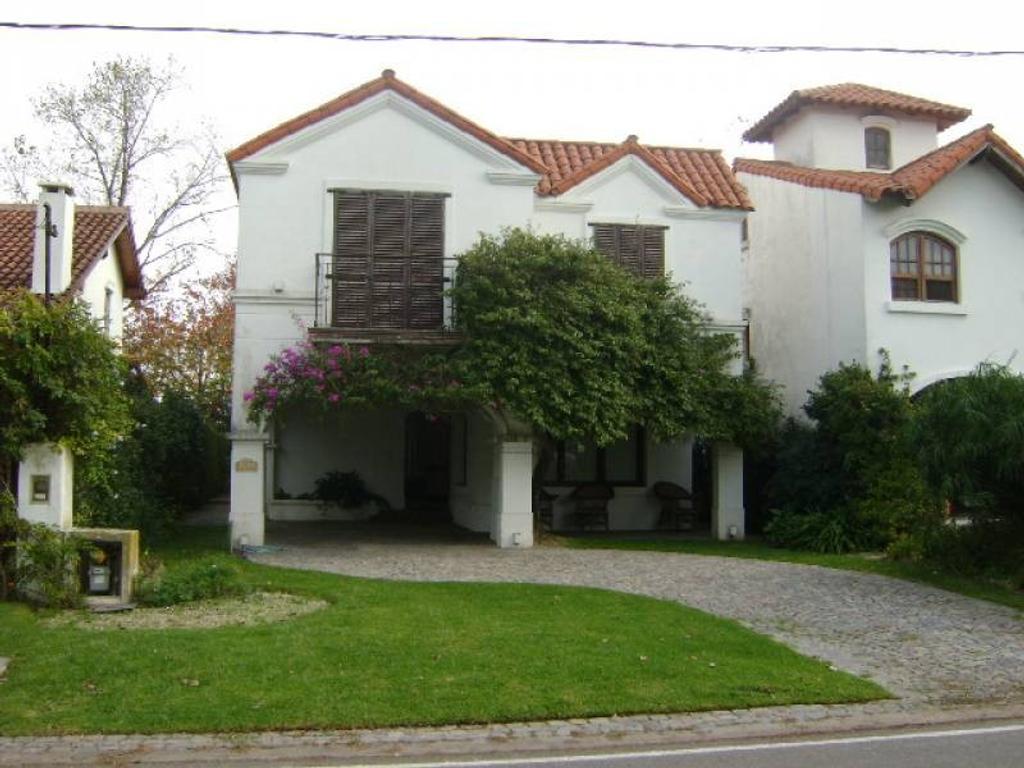 casa en venta en country aranjuez