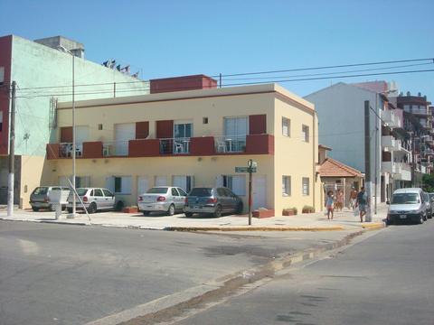 ALQUILO SAN BERNARDO 2 AMB FRENTE AL MAR Y DUPLEX 3 AMB